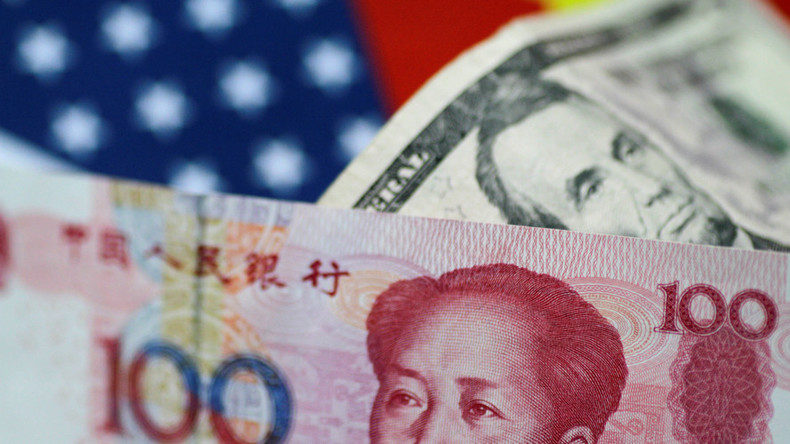 US 'Empire of Debt' will go to war to stop emergence of petro-yuan – Max Keiser