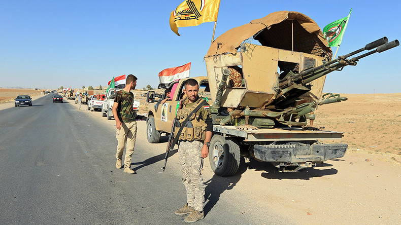 Iraqi militias spill blood for their country while US is playing its own game – FM
