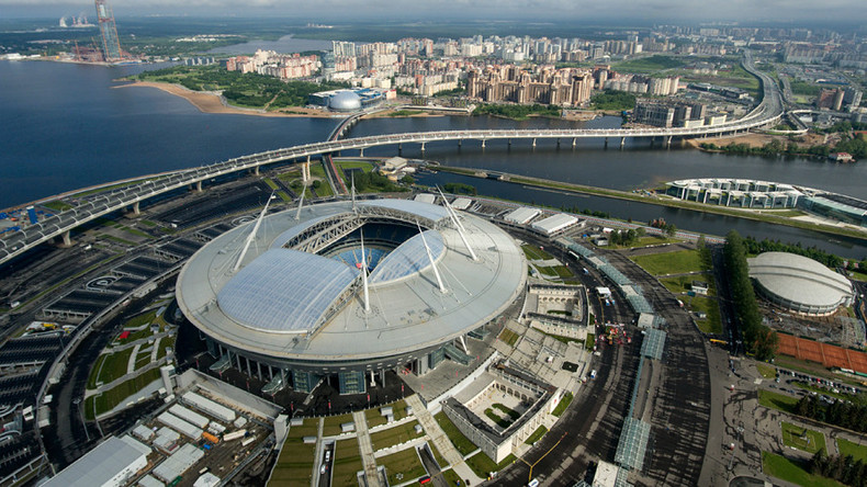 Russia bids to host UEFA Euro 2020 opening match