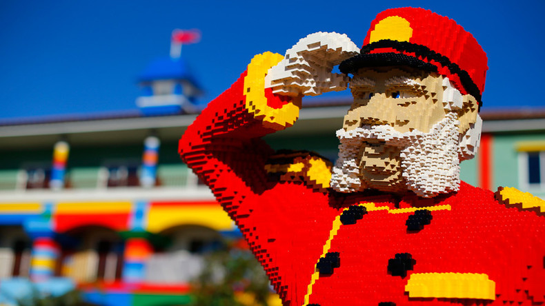 Britain's Merlin to bewitch New Yorkers with Legoland theme park