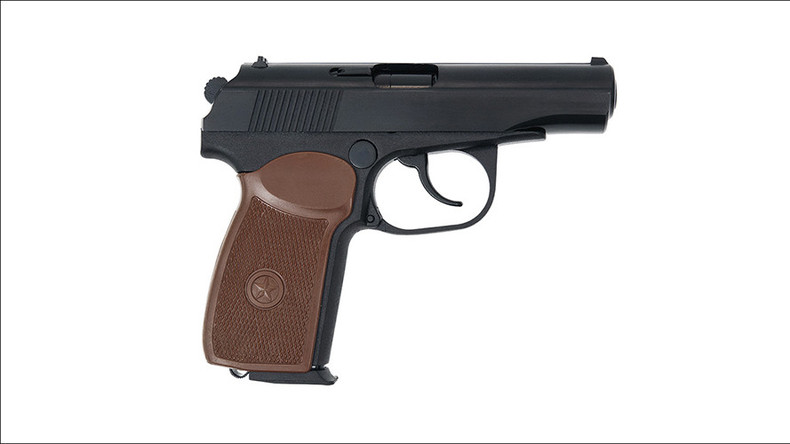 Kalashnikov offers journalists discount on non-lethal guns after radio presenter attack