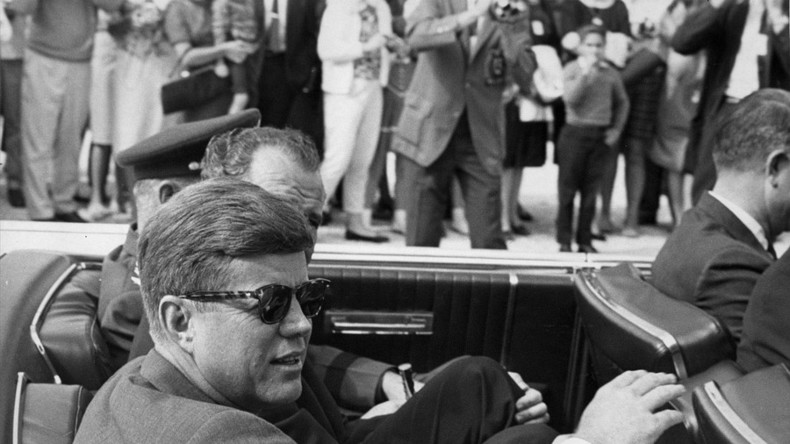 English newspaper 'tipped off' 25mins before JFK assassination, documents show