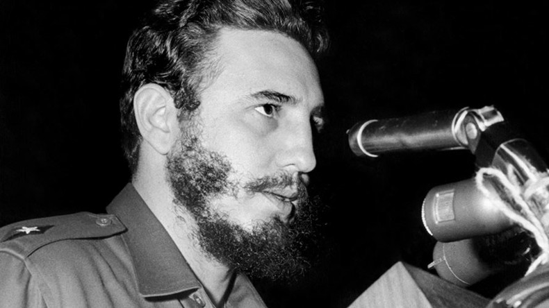 Botulism & an exploding seashell: How the CIA planned to kill Castro