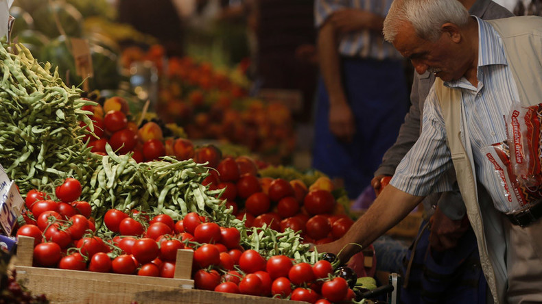 Russia eases Turkish tomato import ban