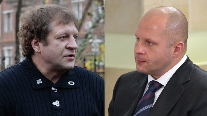 'Judas!' Fedor Emelianenko blasts brother Alexander in open letter