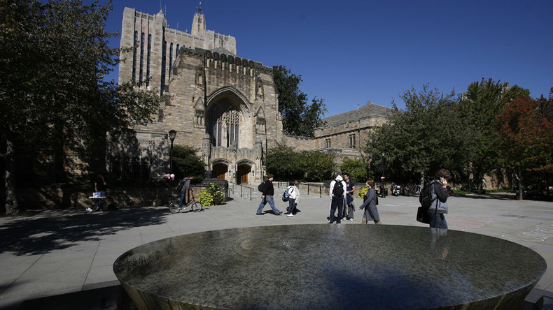 Yale sidelines English poets after complaints of 'colonialism'