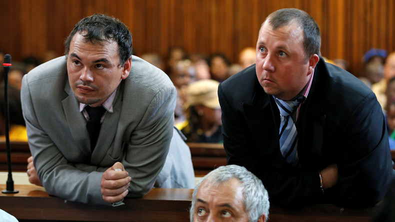 SA farmers jailed after forcing man into coffin & threatening to burn him (GRAPHIC VIDEO)