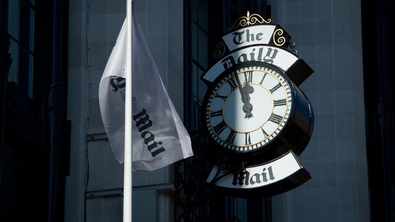 Twitter users target Daily Mail over 'remainer universities' campaign