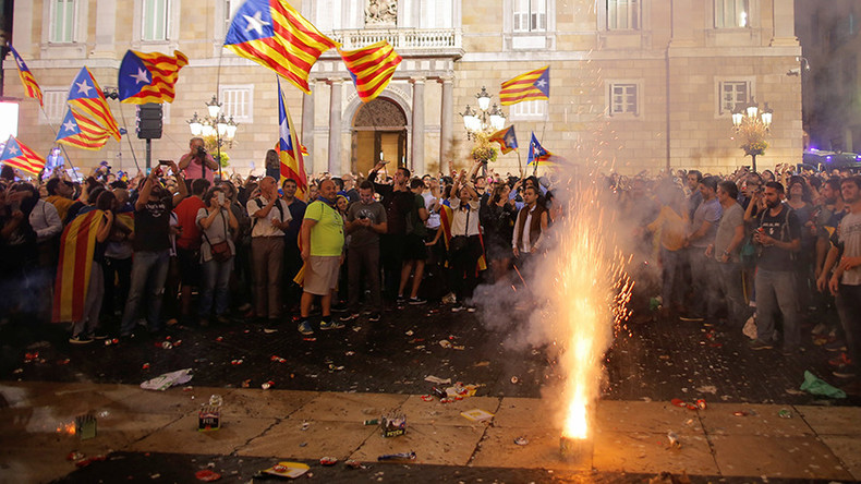 From first bids to 'long-desired step': Quick guide to Catalan independence crisis