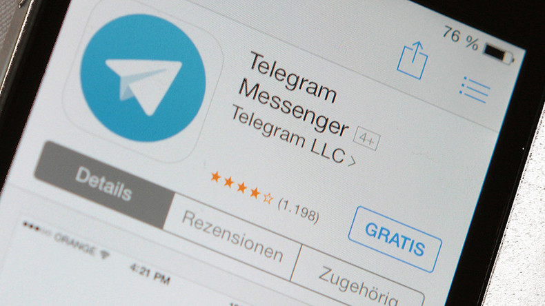 Rating: telegram channel block