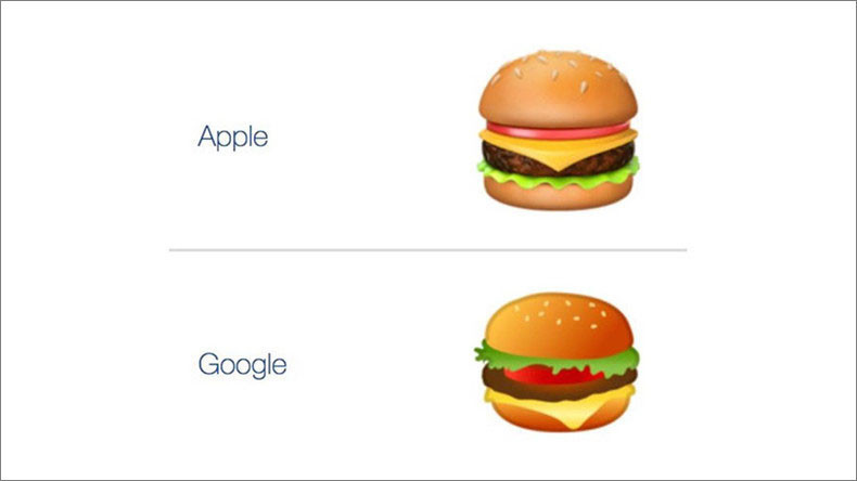 Burger bummer: Google CEO promises to 'drop everything' to address urgent emoji issue