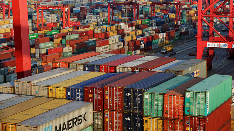 Trade between Russia & China sees massive growth