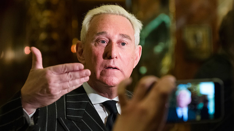 'I'll be baaaaaak': Trump ally Roger Stone vows to sue Twitter over account ban
