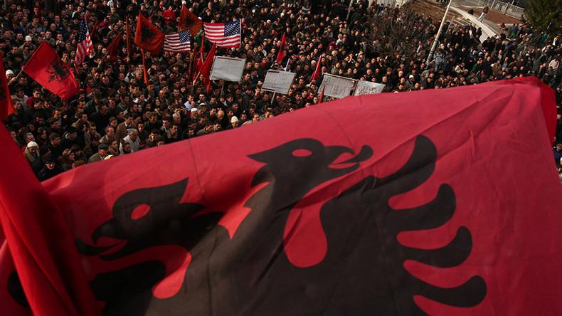 Kosovo led to Catalonia. But West won't admit it