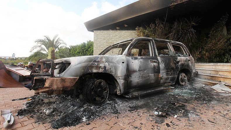 Benghazi attack suspect detained by US special forces