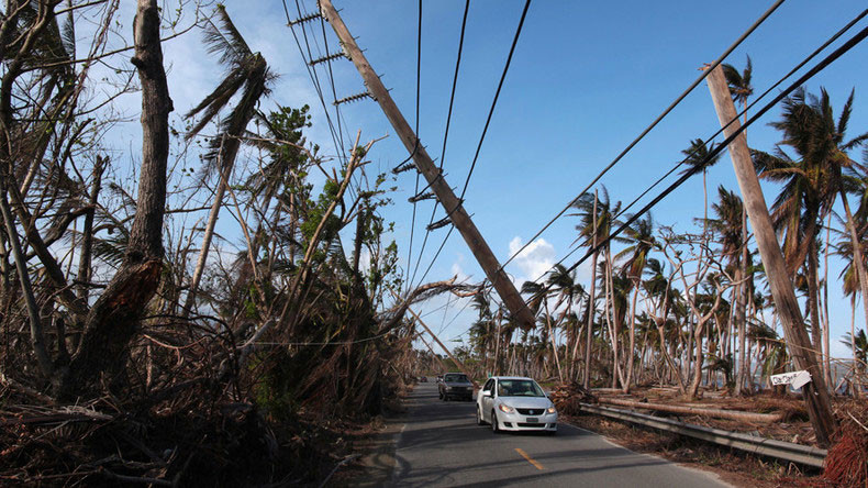 FBI investigating Whitefish Energy deal canceled by Puerto Rico
