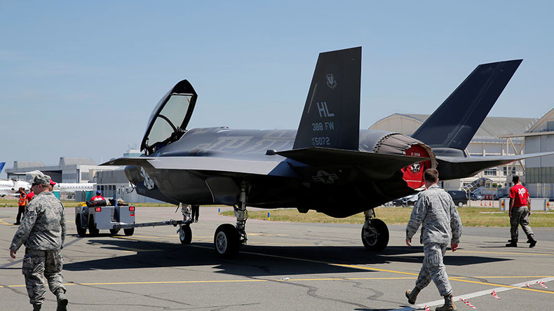 'Degrading F-35' – Nothing to worry about despite GAO report, says Pentagon