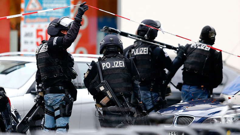 German police arrest 19yo Syrian suspected of plotting high-profile attack