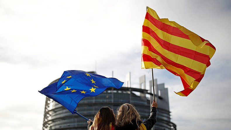 Why does Catalonia want to quit Spain? It's the economy, stupid