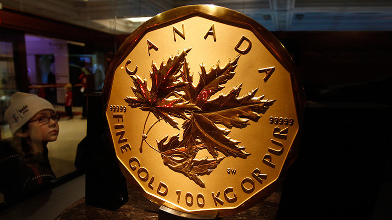 Canadian certified gold bar exposed as fake: how many more are out there?