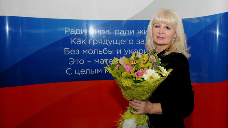 Girl power: More Russian women join presidential race