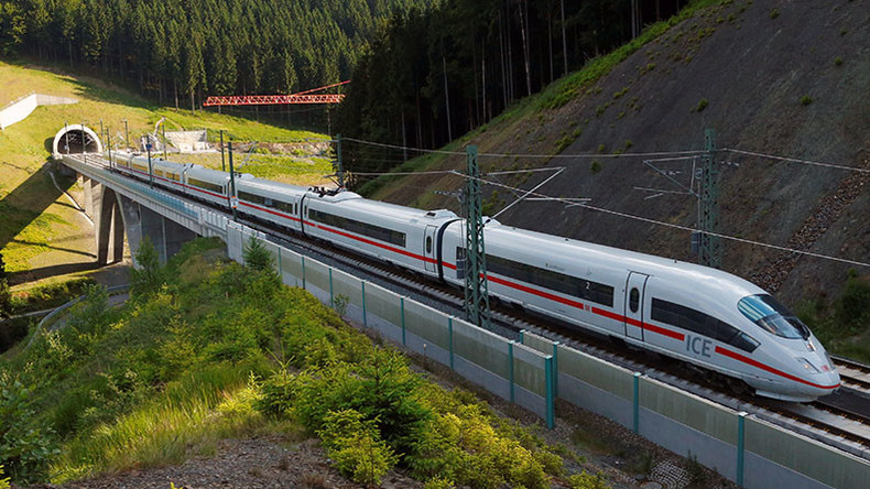 Deutsche Bahn names high-speed train after Anne Frank, lands in hot water
