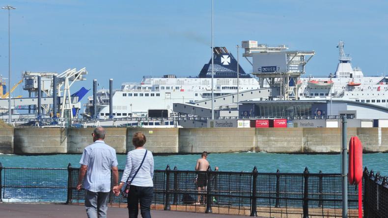 Guns found aboard Calais-Dover ferry despite strict border security checks