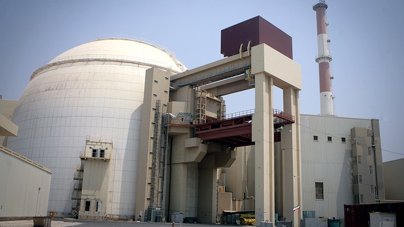 Russia starts building Bushehr 2 nuclear power plant in Iran