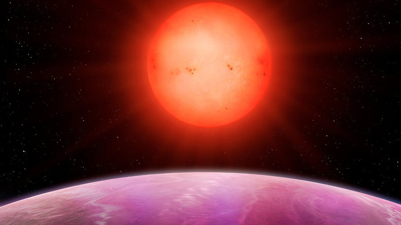 Newly-discovered 'monster planet' upends theories on astronomy