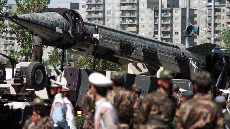 Iranian missiles have enough range to strike US targets – Revolutionary Guard chief