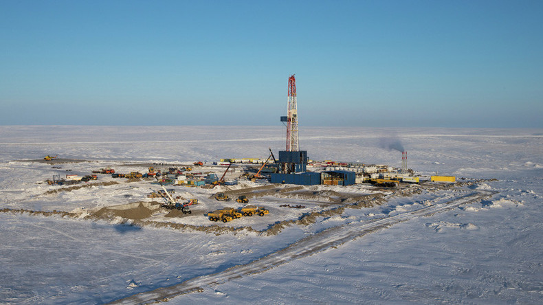 New US sanctions to bar Americans from Arctic offshore oil projects with Russia