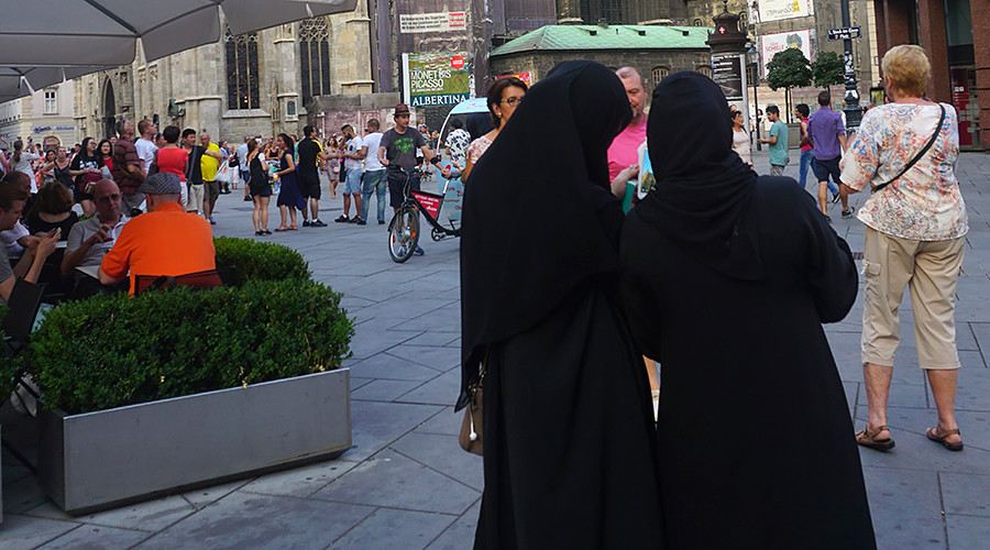 Austrian burqa ban takes effect ahead of general election