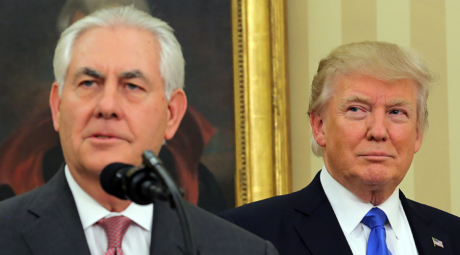 Tillerson & Mnuchin to oversee US sanctions on Russia, North Korea