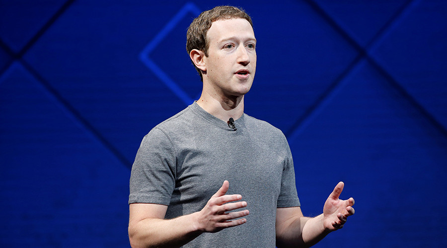 Forgive me for Facebook's divisive character – Zuckerberg