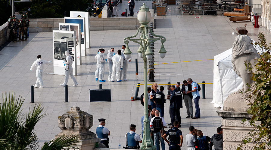 Trèbes supermarket attack joins long list of 'Islamist terrorist' acts in France (GRAPHIC VIDEO)