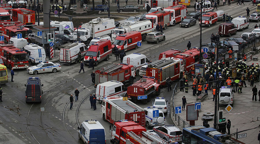 Fear of terror attacks declining in Russia – poll