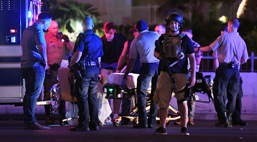 Deaths, injuries after shooting at Las Vegas music fest near Mandalay Bay Casino