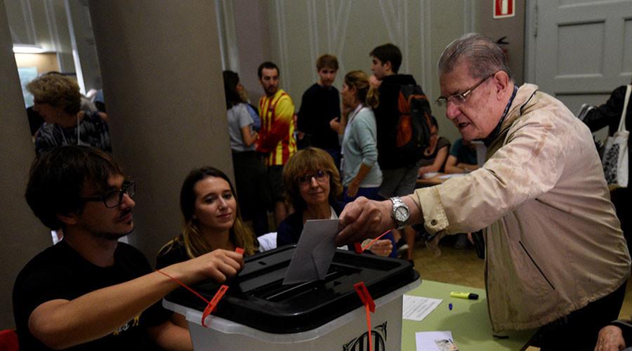 'Double standard & hypocrisy': Serbian president on EU denouncement of Catalan referendum