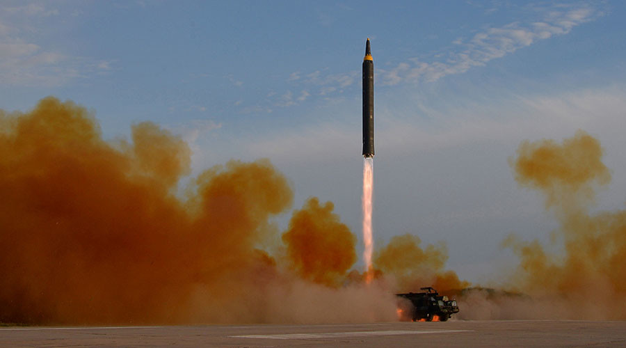 Nuclear clouds & flames: More sabre-rattling from N. Korea, threatening 'suicidal' Japan