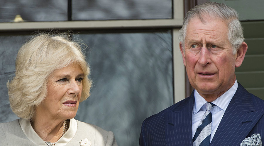 Camilla slept with Prince Charles to get revenge, her biographer claims