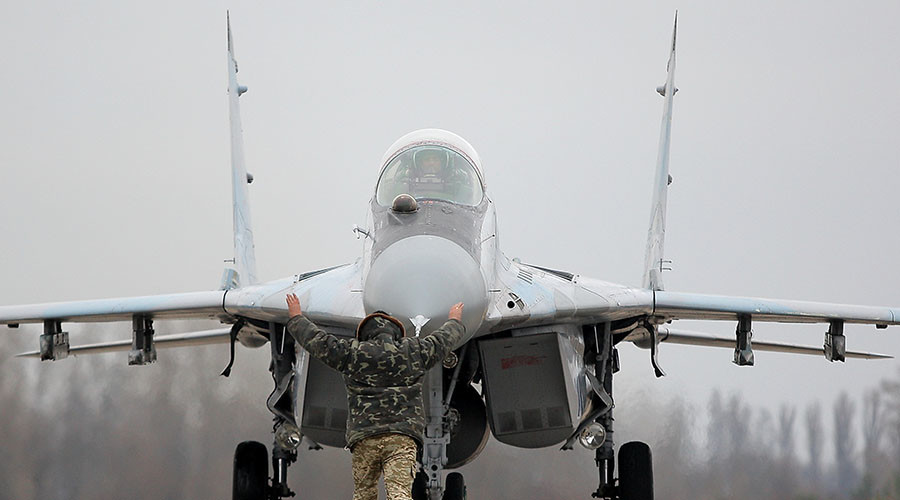 Serbia takes delivery of MiG-29 fighter jets from Russia