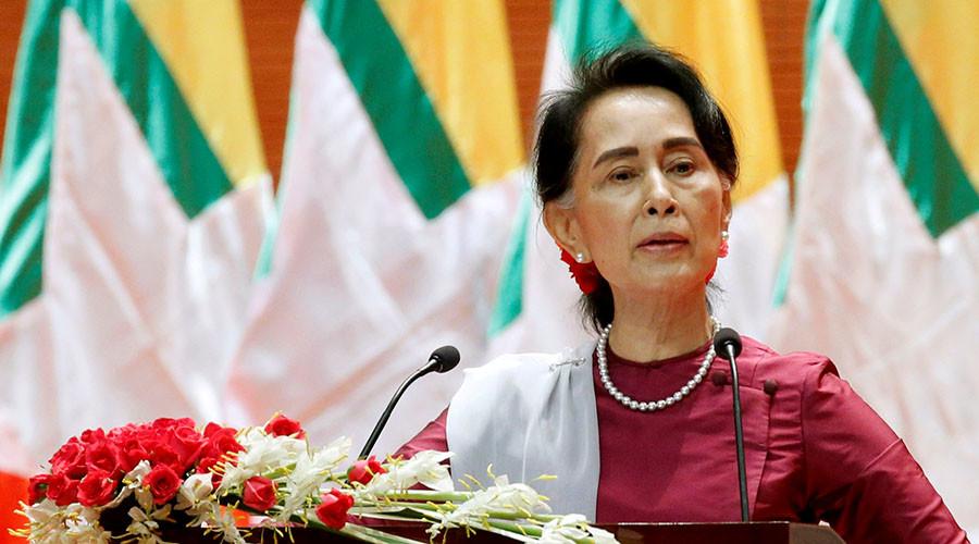 Aung San Suu Kyi stripped of Freedom of Oxford over Rohingya crisis