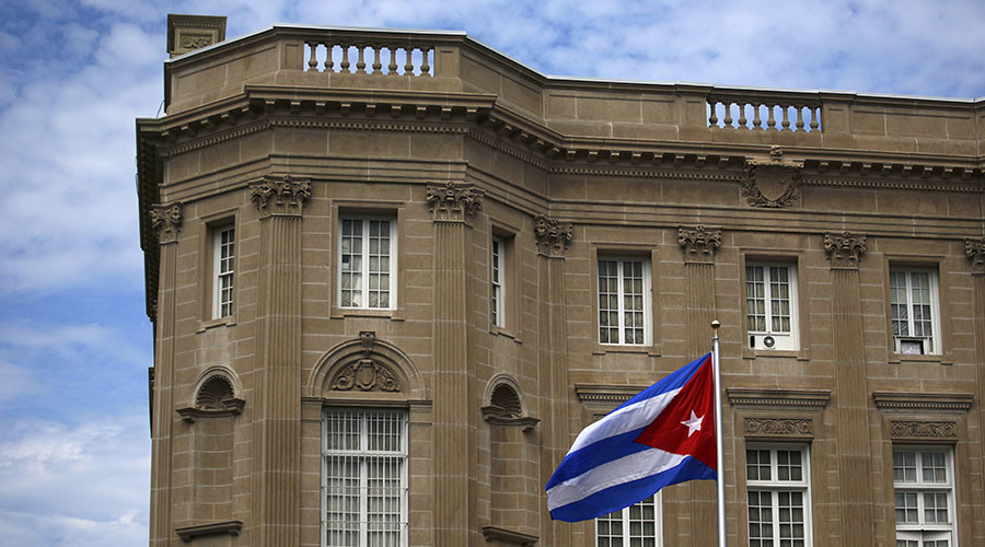 US expels 15 Cuban diplomats to 'ensure equity' after Havana withdrawal