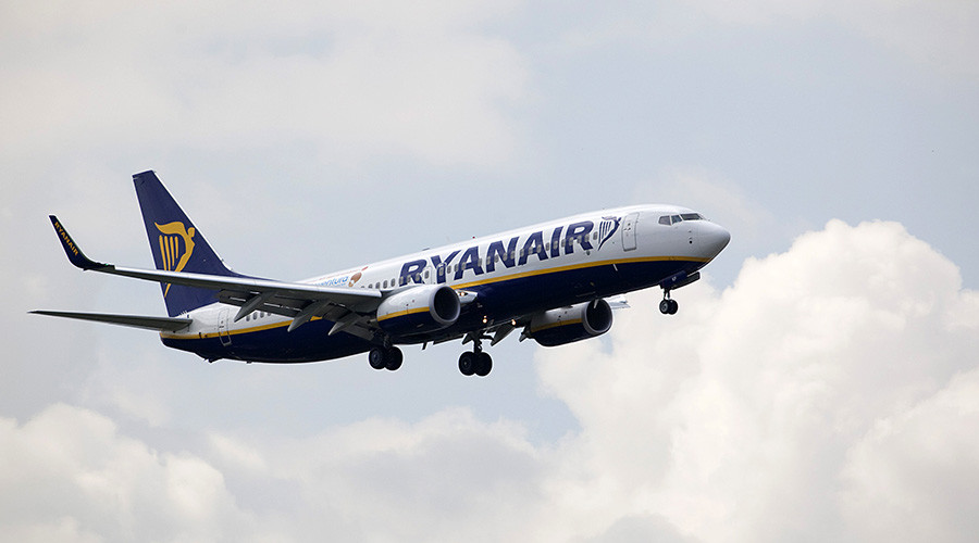 Ryanair Flight Escorted by RAF Fighter Jet Following Potential Hoax Security Alert