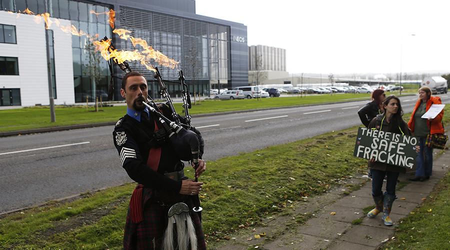 Scotland announces fracking ban despite opposition