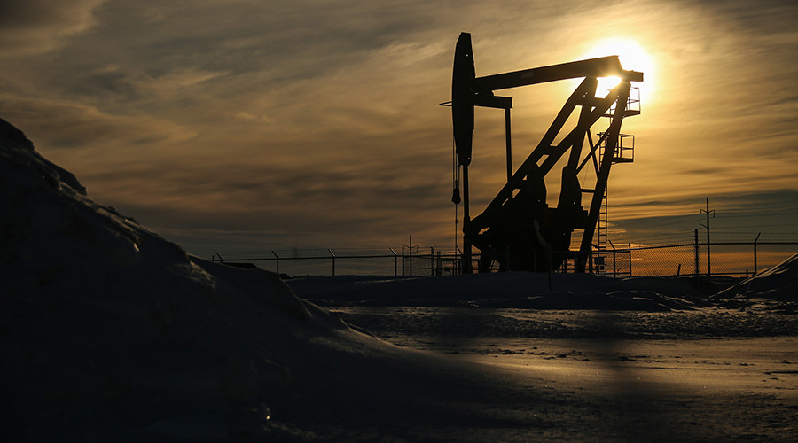 Global Oil Prices Crash On Supply Concern