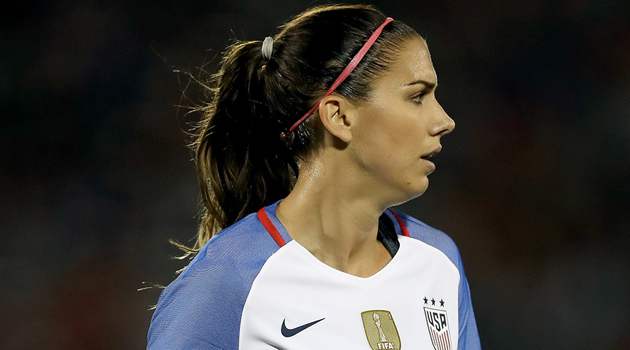 Orlando Pride star Alex Morgan, friends kicked out of Epcot, deputies say