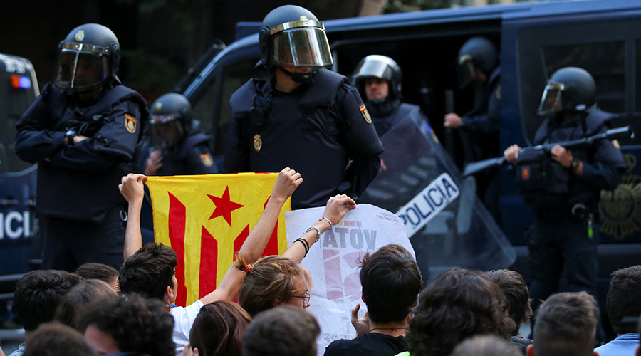 Catalonia Urges Mediation With Spain in Secession Dispute