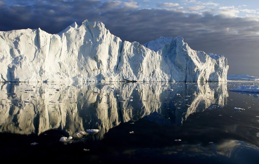 Iceberg the size of Washington DC breaks off Antarctic glacier (PHOTOS)