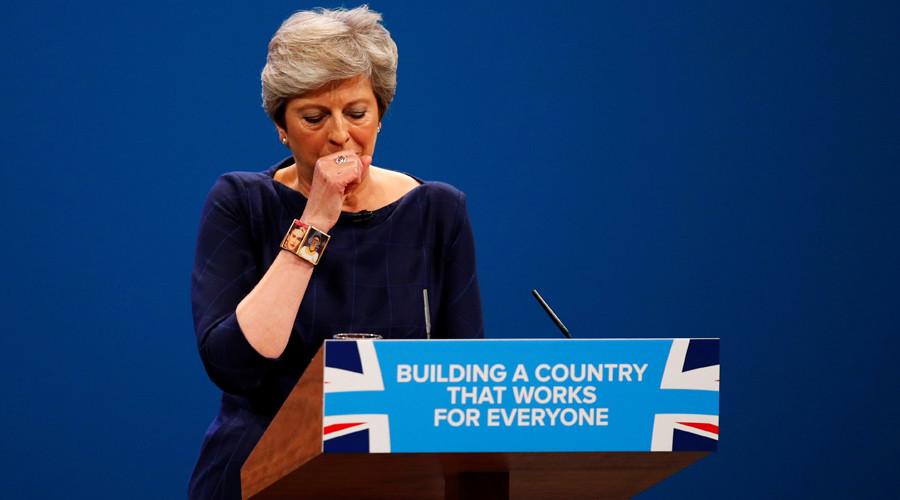 Theresa May could be toppled by Christmas amid fresh Tory plot